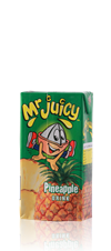 Mr Juicy Pineapple