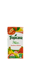 Tropicana Slice Strawberry Banana