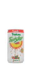 Tropicana Twister Peach