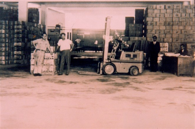 Early Warehouse Operations